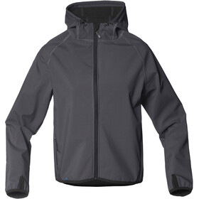 Isbjörn Wind & Rain Block Jacket Kinder graphite
